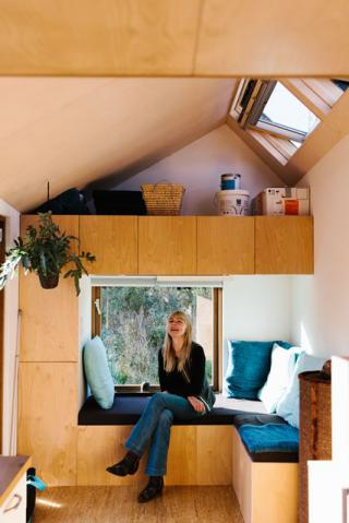 Lezing 'Leven in een Tiny House'
